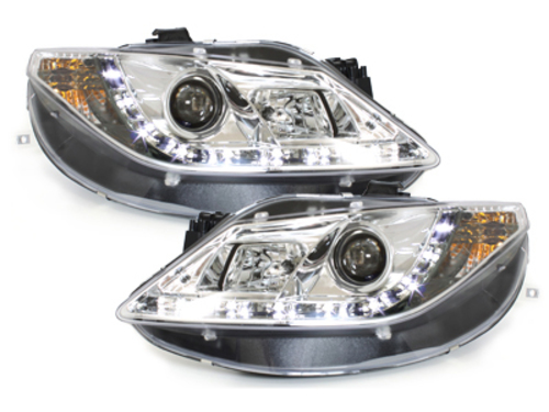 D-LITE headlights Seat Ibiza 6J 08+ daytime running light_ch