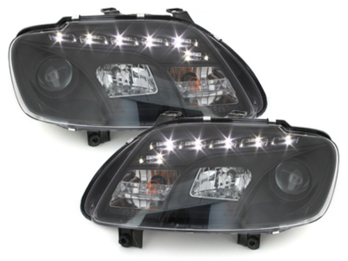 DAYLINE headlights VW Touran 1T 03-06 _ drl-optic